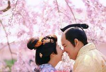 Yuwono & Jenny Prewedding by Diana Photo