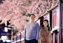 Yuwono & Jenny Prewedding by Diana Photo