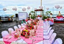 The Cebu Best Wedding and Events Set-up by Cebu Best Wedding & Events