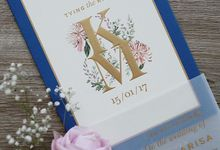Simple yet stylish in its own way by Tapestry Invitation