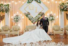 The wedding of  herrygean Chandra & Lidyana by ID Organizer