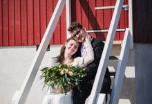 Open Air Danish Wedding in Northeastern Sjaelland by Ieva Vi Photo by Ieva Vi Photography