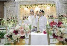 Wedding Jakarta Dinda & Sefri by Marinika Organizer