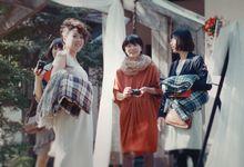 Garden Wedding in provincial Japan by thegaleria