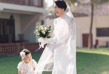 Sungyon & Youngshin wedding day by Trieu Duong makeup studio