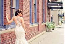 OUR BRIDES Mona Gill by Ann Teoh Couture