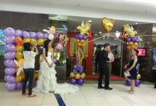 Balloon Decoration by KL Evention Sdn Bhd