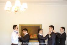 Wedding Day - Carcosa Sri Negara by Sean Lim Studio