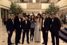 Rasya performing at Hotel Borobudur by Rasya Production