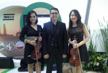 Rasya performance for IMECO, IPA Convention, JCC by Rasya Production