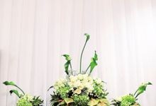 flower works by Dalang Indonesia