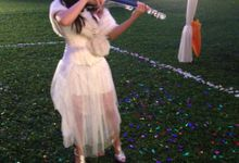 DJ and Violin for the Wedding of Andre and Agnes by Nelson Music Entertainment