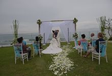 Chris & Carol, an Indonesian-Belgium wedding ceremony by Bali-Dream