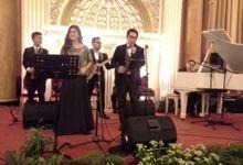 Wedding performance by Rasya Production