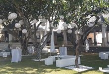 Wedding at Water Mark by Bali Wedding Florence