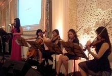 Wedding at Peninsula Hotel Jakarta by Crossfade Production