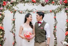 Wedding of Melvin & Tzi-Li by Nigel Lim Photography