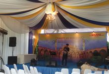 Event @ DHL by VIP TENT DECORATIONS