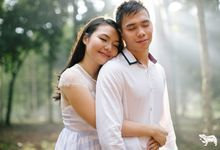 Pre-Wedding of Gideon & Adrienna by Nigel Lim Photography