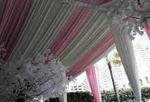 Financial Hall Jakarta by VIP TENT DECORATIONS