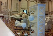 The Wedding of Selvie & Hadi by BLAZE EVENT ORGANIZER