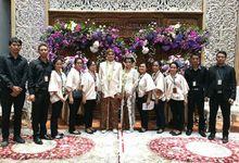 Alya & Catra - When Java meets Minang by Canthing Wedding Organizer