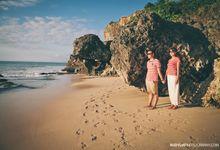 Bali Prewedding Photo - RL & LQ by RUDYLIN Photography