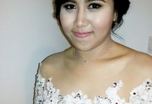 The Wedding of Chase and Yunny by Veemakeupartist