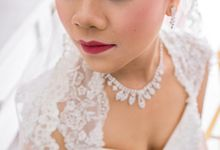 Necia Pre-Wedding by Sara Skinada Makeup Artist