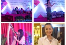 Indonesian Inspiring Women Day Feat Miss Indonesia 2005 Imelda Fransisca by Nelson Music Entertainment