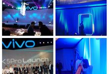Grand launching of Vivo X5Pro  feat Tora Sudiro Daniel Mananta and Sigi Wimala by Nelson Music Entertainment