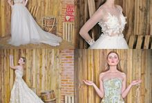 Wedding Collection by Samuel Humspain