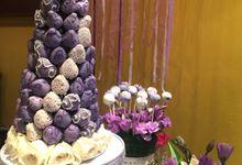 Lavender Wedding by Rainbowly Pte Ltd