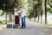 Nuri & Fajar Prewedding by ARI PHOTOWORKS
