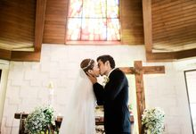 An intimate wedding of Sam and TJ by The Daydreamer Studios