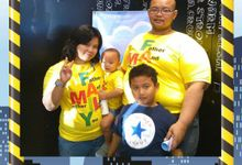 Mikael 1st Birthday by PRINTBOOTH INDONESIA