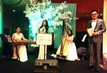 Wedding Jeffry & Felicia MC & Entertainment by Erwin Wong Entertainment