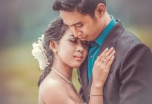 prewedding A&T by piximo photography