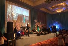 Wedding Ritz Carlton Pacific Place by Electropro Rental Sound System