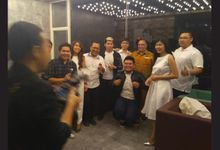 Launching of The Seventeen Lounge in Harris Pop Hotel by PRINTBOOTH INDONESIA