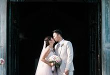 One of a kind wedding story of Janus and Joan by The Daydreamer Studios