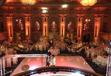 Biltmore Hotel by Pärdē Productions - Parde Productions Event Lighting Los Angeles & Special Effects