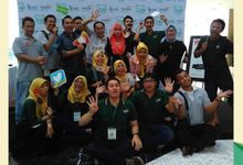 Eat Share n Care by Bank Syariah Mandiri by PRINTBOOTH INDONESIA