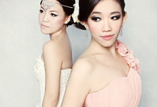 Bride Makeup and Hairdo by Fonny by Makeup by Fonny