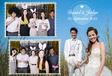 Wedding Photo Booth by Amos Marcus