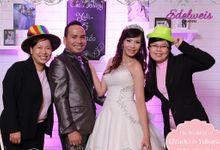 Wedding Day Of Efrado & Yuliana by Edelweis Organizer