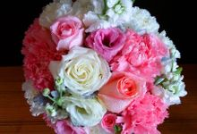 Bridal Bouquet by Floraphil