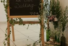 Loving Rustic Wedding Reception by The Next Chapter