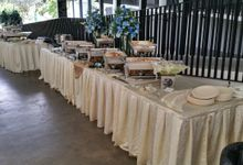 Solemnisation at Hort Park by Curry Pot Catering Pte Ltd