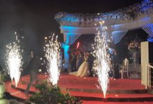 Wedding Yudhistira & Sherlly, 12 April 2015 @ Pantai Mutiara by Red Hat Organizer